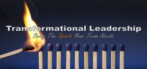 First steps to transformational leadership