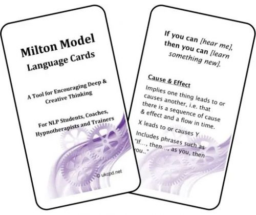 Milton Model Cards